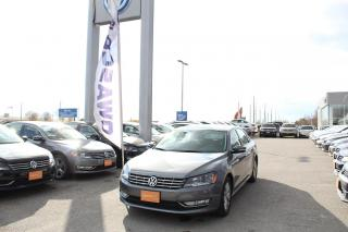 Used 2015 Volkswagen Passat 0% Financing for 72 Months! for sale in Whitby, ON