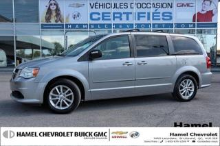 Used 2014 Dodge Grand Caravan STOW N GO * TV-DVD * BLUETOOTH * V6 * 7 PASSAGERS for sale in St-Léonard, QC
