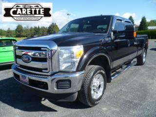Used 2011 Ford F-250 4x4  3/4 tonne boite de 8 pieds for sale in East broughton, QC
