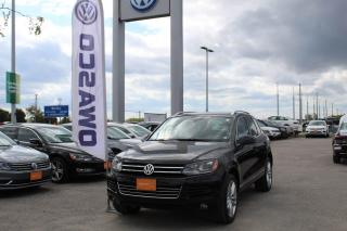 Used 2014 Volkswagen Touareg 3.0 TDI Execline for sale in Whitby, ON