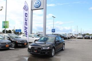 Used 2016 Audi A4 2.0T Komfort plus for sale in Whitby, ON