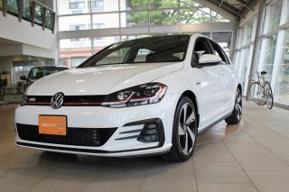 Used 2019 Volkswagen GTI 5-Door Autobahn for sale in Whitby, ON
