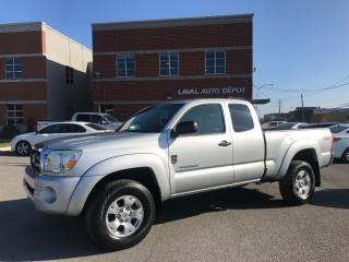 Used 2008 Toyota Tacoma TRD Offroad for sale in Laval, QC