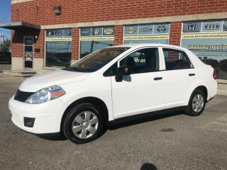 Used 2011 Nissan Versa 1,6 S for sale in Laval, QC