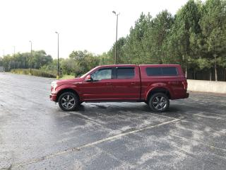 Used 2015 Ford F-150 FX4 Lariat Crew 4X4 for sale in Cayuga, ON