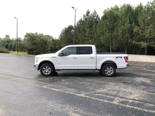 Used 2016 Ford F-150 XLT XTR CREW CAB 4X4 for sale in Cayuga, ON