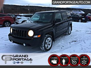 Used 2012 Jeep Patriot Sport AWD Manuelle *BAS PRIX* for sale in Rivière-Du-Loup, QC