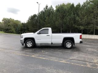 Used 2017 GMC Sierra 1500 REG CAB RWD for sale in Cayuga, ON