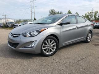 Used 2015 Hyundai Elantra Sport SE| Sunroof| Htd Seats | Bluetooth for sale in St Catharines, ON