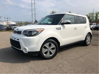 Used 2015 Kia Soul LX + | 6Spd| Htd Seats | A/C | Power Group for sale in St Catharines, ON