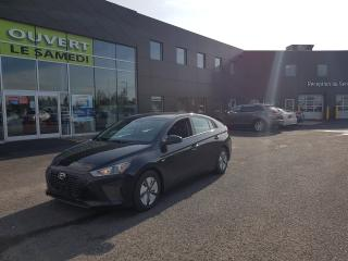 Used 2019 Hyundai IONIQ Essential, camera de recul, bluetooth, for sale in Chambly, QC