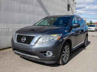 Used 2014 Nissan Pathfinder SL AWD 7 PLACES SIÈGES / VOLANT CHAUFFANTS *CUIR* for sale in St-Jérôme, QC