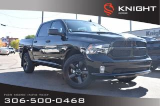 Used 2019 RAM 1500 Classic Express | Bluetooth | Back Up Camera | for sale in Swift Current, SK