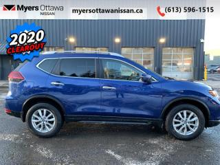 Used 2020 Nissan Rogue AWD SV  - Sunroof for sale in Ottawa, ON