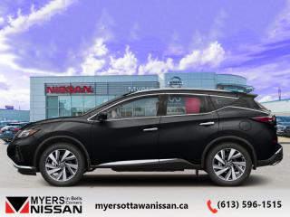 Used 2019 Nissan Murano SL AWD  - Navigation -  Sunroof - $272 B/W for sale in Ottawa, ON