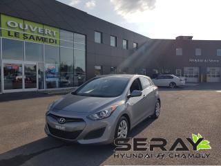 Used 2014 Hyundai Elantra GT Man GL, a/c, bluetooth, banc chauffant for sale in Chambly, QC