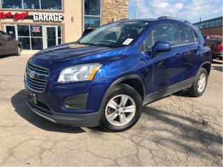 Used 2016 Chevrolet Trax LT| Sunroof | Leather | AWD | Alloys for sale in St Catharines, ON