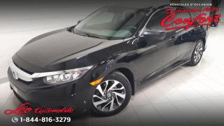 Used 2017 Honda Civic EX 4 portes CVT for sale in Chicoutimi, QC