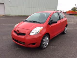 Used 2009 Toyota Yaris Hayon 3 portes, boîte manuelle, CE for sale in Quebec, QC
