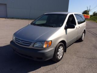 Used 2003 Toyota Sienna 4Dr CE for sale in Quebec, QC