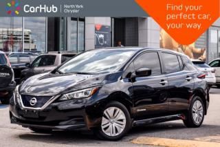 Used 2018 Nissan Leaf S|Backup.Cam|Heat.Frnt.Seats|SiriusXM|Voice.Command|Keyless.Entry| for sale in Thornhill, ON