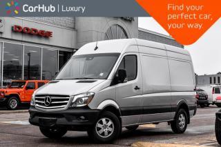 Used 2018 Mercedes-Benz Sprinter Cargo Van |Diesel|Driver.Assist.Pkg|Bluetooth|Keyless.Entry| for sale in Thornhill, ON