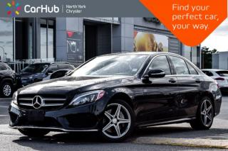 Used 2015 Mercedes-Benz C-Class C 300|AMG.Styling.Pkg|Pano.Sunroof|GPS|Backup.Cam| for sale in Thornhill, ON