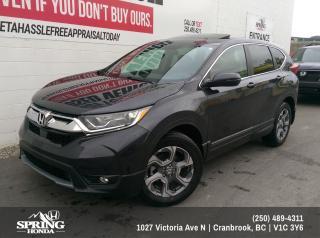 New 2019 Honda CR-V EX for sale in Cranbrook, BC