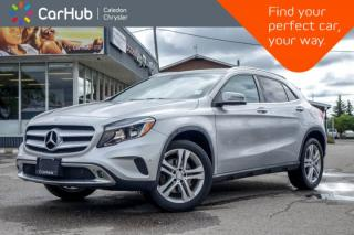 Used 2015 Mercedes-Benz GLA GLA 250|4Matic|Navi|Bluetooth|Leather|Heated Front Seats|18