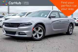 Used 2018 Dodge Charger SXT Plus|Sunroof|Backup Cam|Bluetooth|Heated Front Seats|R-Start|18