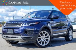 Used 2019 Land Rover Evoque HSE|4x4|Navi|Pano Sunroof|Backup Cam|Bluetooth|Leather|Heated front Seats|19