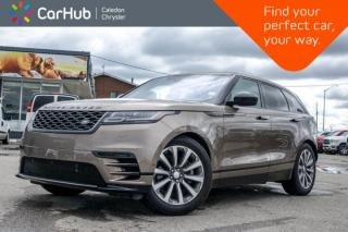 Used 2018 Land Rover RANGE ROVER VELAR R-Dynamic SE||4x4|Only 5554 Km|Navi|Pano Sunroof|Bluetooth|Backup Cam|Leather|20