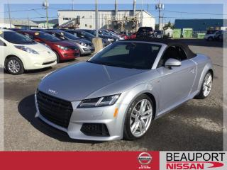 Used 2017 Audi TT 2.0T QUATTRO S-LINE ***47 800 KM*** for sale in Beauport, QC