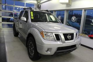 Used 2019 Nissan Frontier PRO-4X CREW CAB 4X4 GPS CAMÉRA TOIT for sale in Lévis, QC