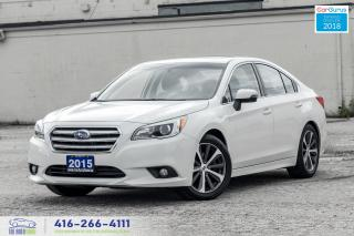 Used 2015 Subaru Legacy 3.6R w/Limited*&Tech CleanCarfax Certified Finance for sale in Bolton, ON