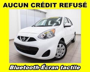 Used 2019 Nissan Micra ÉCRAN TACTILE BLUETOOTH *BAS KM* for sale in St-Jérôme, QC