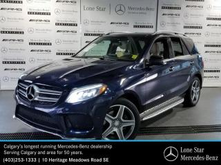 Used 2016 Mercedes-Benz GLE350 d 4MATIC for sale in Calgary, AB