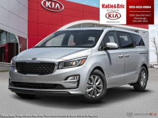 New 2020 Kia Sedona LX+ for sale in Mississauga, ON