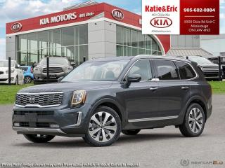 Used 2020 Kia Telluride SX for sale in Mississauga, ON
