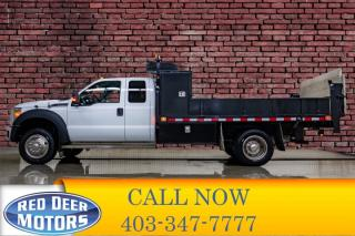 Used 2011 Ford F-450 4x4 Super Cab XLT Deck Power Tailgate for sale in Red Deer, AB
