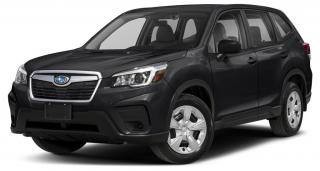 Used 2019 Subaru Forester 2.5i Premier THE COMPLETELY REDESIGNED 2019 FORESTER IS A IIHS TOP SAFETY PICK FOR ALL LIFE'S RALLIES! for sale in Charlottetown, PE