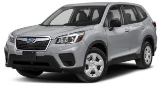 Used 2019 Subaru Forester 2.5i Convenience for sale in Charlottetown, PE