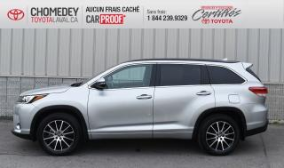 Used 2018 Toyota Highlander SE, AWD, CUIR, GPS, TOIT OUVRANT for sale in Laval, QC