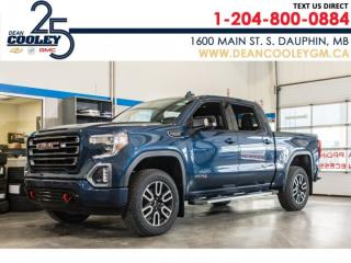 New 2019 GMC Sierra 1500 AT4 for sale in Dauphin, MB