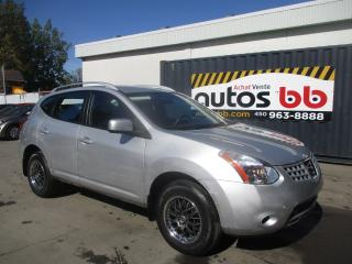 Used 2009 Nissan Rogue AWD 4x4 - 65 000 KM for sale in Laval, QC