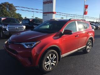 Used 2017 Toyota RAV4 LE - 1 OWNER|BLUETOOTH|HEATED SEATS|CAMERA for sale in Ancaster, ON