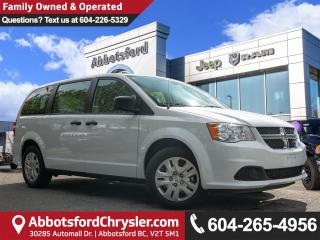 Used 2019 Dodge Grand Caravan CVP/SXT for sale in Abbotsford, BC