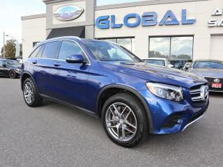 Used 2017 Mercedes-Benz GLC 300 4MATIC AMG SPORT. SUPER CLEAN. for sale in Ottawa, ON