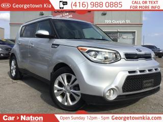Used 2014 Kia Soul EX+ B/U CAM| HTD SEATS| ALLOYS| FOGS| 30,736KMS for sale in Georgetown, ON