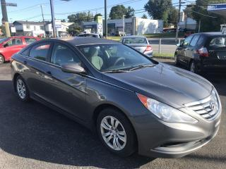 Used 2011 Hyundai Sonata GL for sale in Quebec, QC